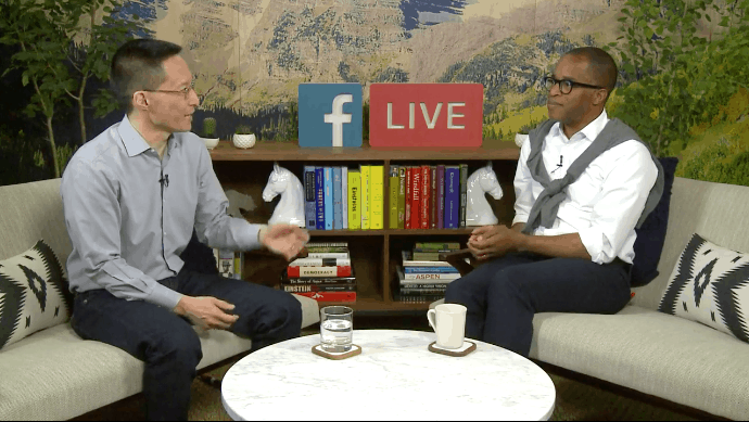 Interview with Journalist Jonathan Capehart of the Washington Post