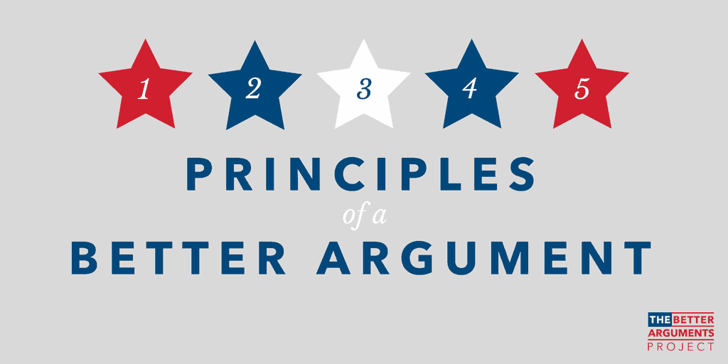 The Renewal Project: 5 Principles of a Better Argument