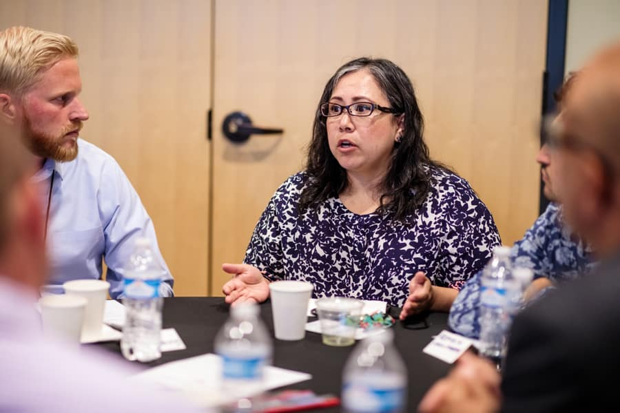<p>A workshop held in Colorado addressing the effects of tech giants moving into the community.</p>